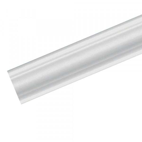 Плинтус потолочный Р-02 Агат белый 35*35 1м