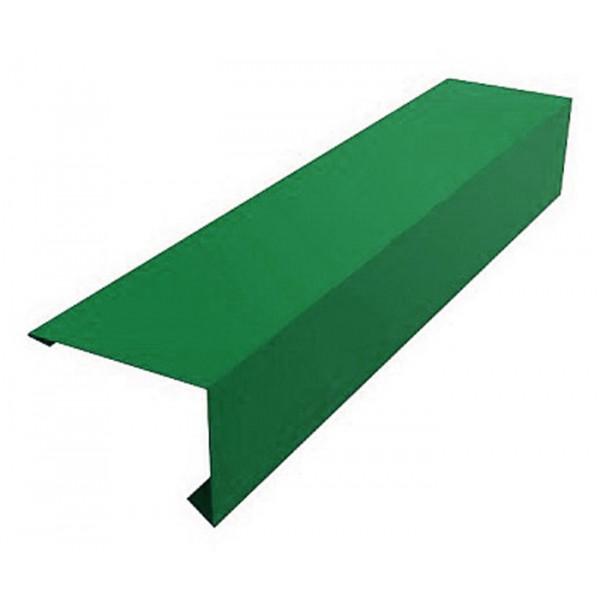 Ветровая планка 2 м 6002 (Зеленая листва)