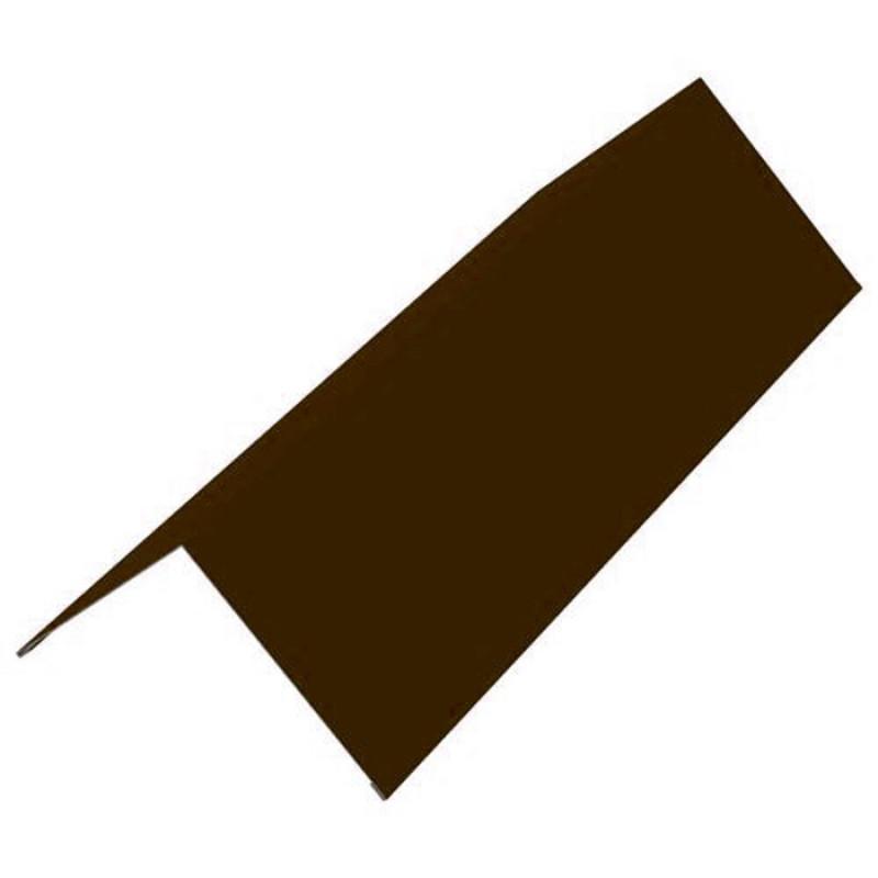 Угол наружний 2м (50*50) 8017 (шоколад) /50шт