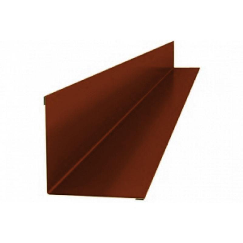Угол внутренний 2м (50*50) 8017(шоколад) /50шт