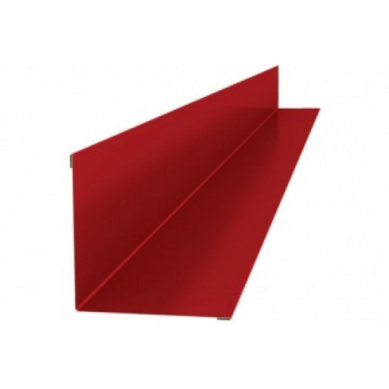 Угол внутренний 2м (50*50) 3005 (вишня) /50шт