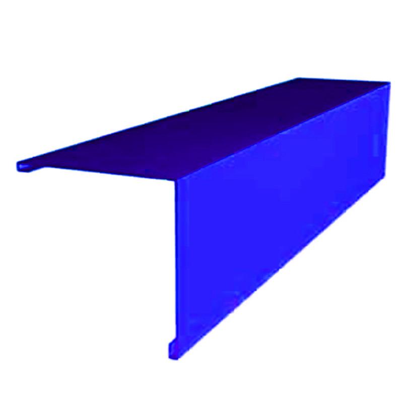 Угол наружний 2м (50*50) 5005 (синий) /50шт