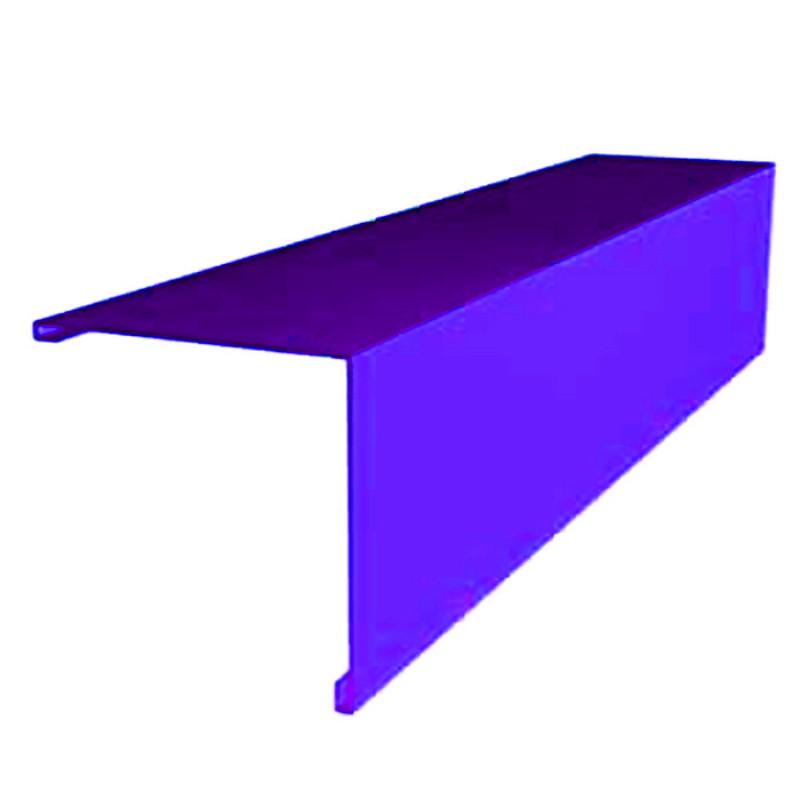 Угол наружний 2м (50*50) 5002 (Ультрамарин) /50шт