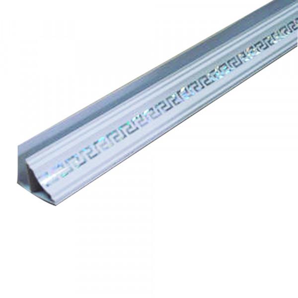 Плинтус потолочный  ПВХ LG-15 3м