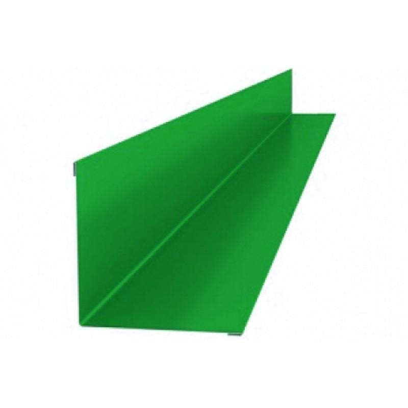 Угол внутренний 2м (50*50) 6002 (зеленая листва) /50шт