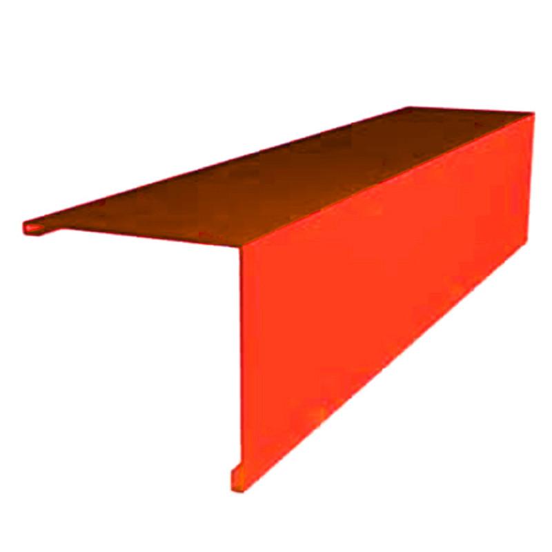 Угол наружний 2м (50*50) 3011 (красный) /50шт