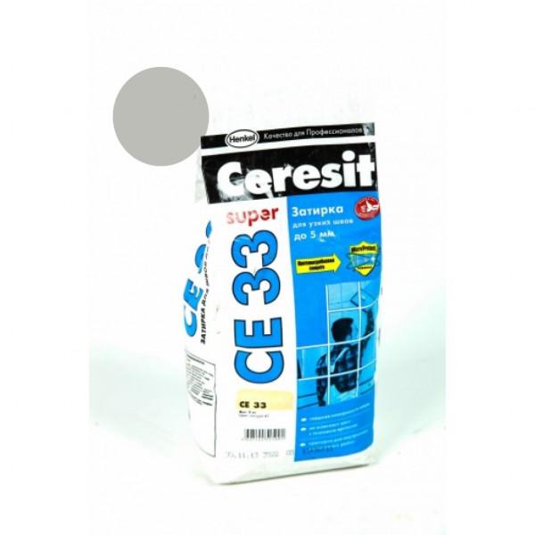 Затирка Ceresit 2кг манхеттен