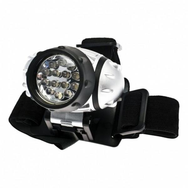 Фонарь налобный H3W LED 3хААА Космос