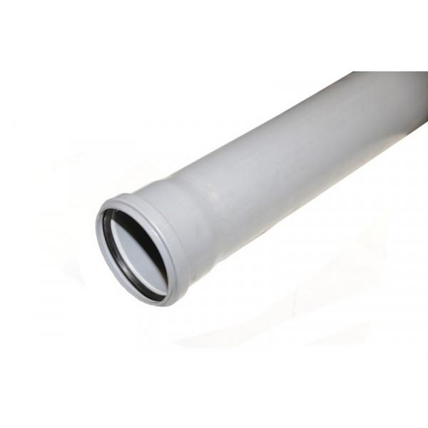 Труба с раструбом ПП 50-0,75 м