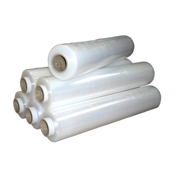 Пленка полиэтилен 120мкм /100м/ ширина 1,5 (рукав)