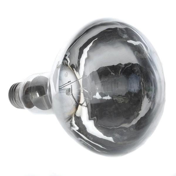 Лампа ИКЗ 250 Вт Е27 серебристая