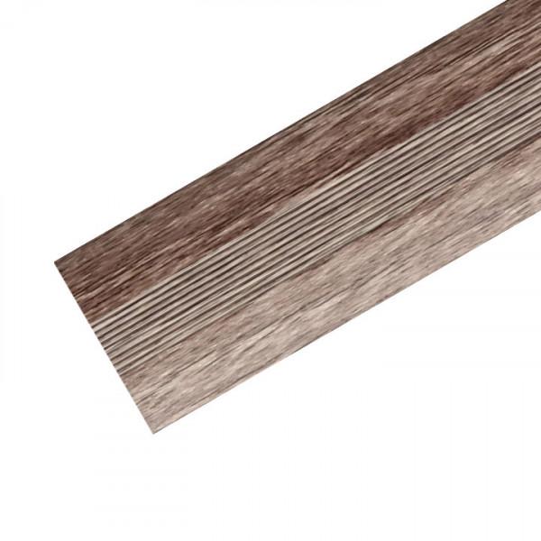 Универсальный стык 28мм 0,9 дуб марсель