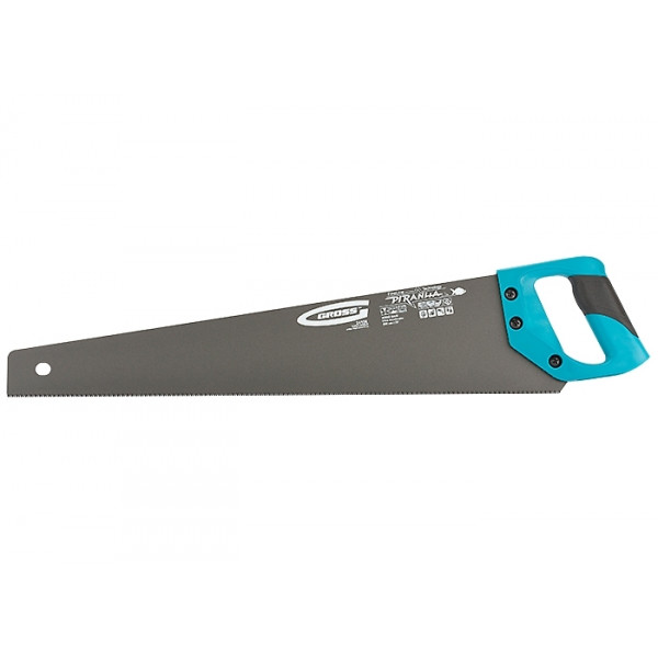Ножовка по дереву,  450мм, 2-х комп. рук-ка Parinha GROSS 24100