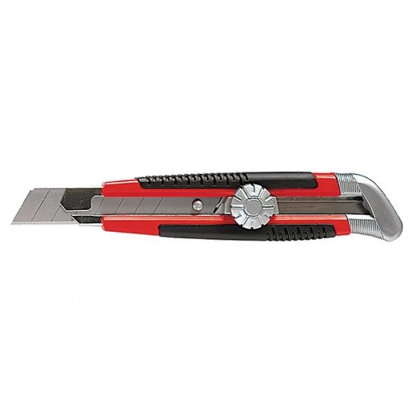 Нож технический 9мм корпус ABS-пластик Matrix 78927