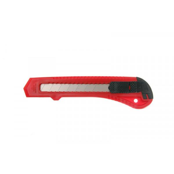 Нож технический 18мм Matrix
