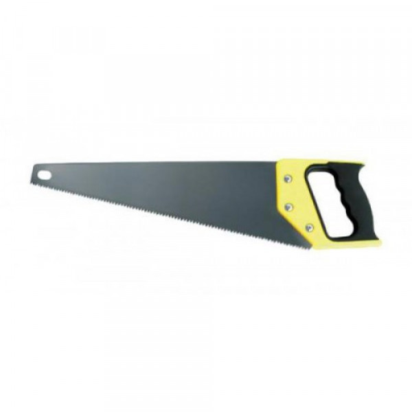 Ножовка по дереву  500мм, TPI 5-6 кален.зуб пластик.рук SPARTA /232365
