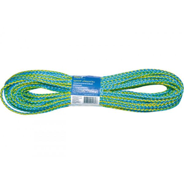 Шнур вязанный 3мм*20м цветной