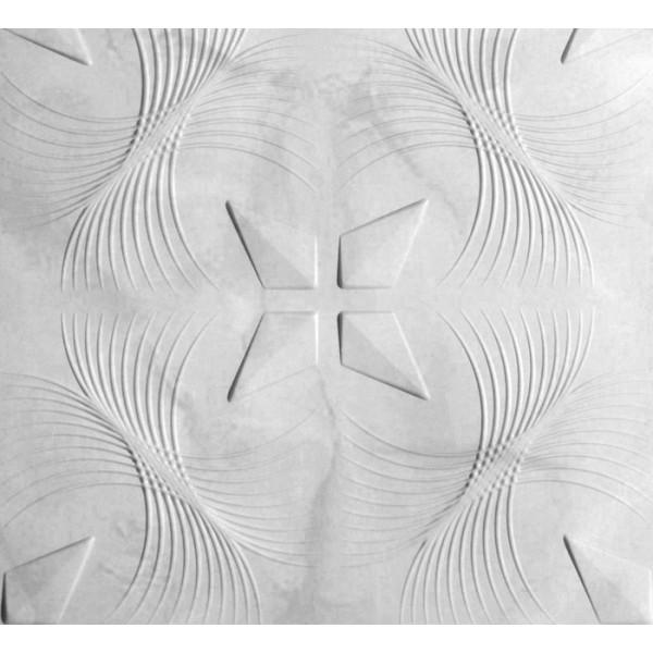 Плитка потолочная  10 П/52 0,50*0,50м (8шт)