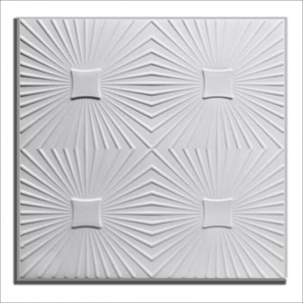 Плитка потолочная  14 П 0,50*0,50м (8шт)