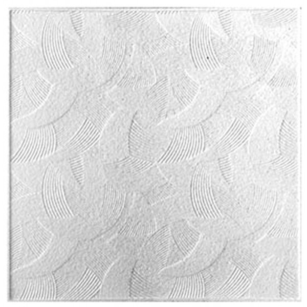 Плитка потолочная  4 П 0,50*0,50м (8шт)