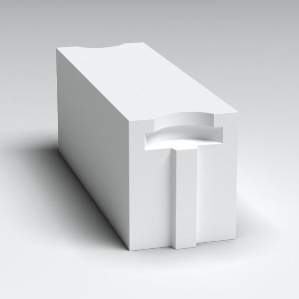 Газобетон СИБИТ Д 500 Блок стеновой 625*300*250мм/32шт/1,5/ 0,75м3 поддон (0,046875)