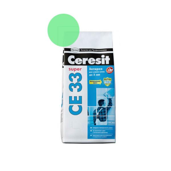 Затирка Ceresit 2кг киви