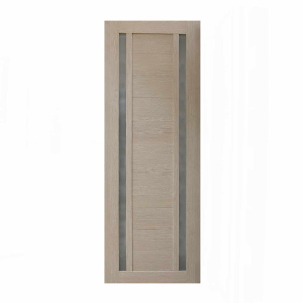 Полотно дверное L23  800 ясень  микрофлекс