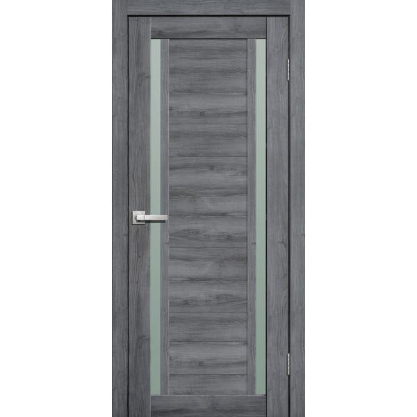 Полотно дверное L23  600 дуб стоунвуд  микрофлекс