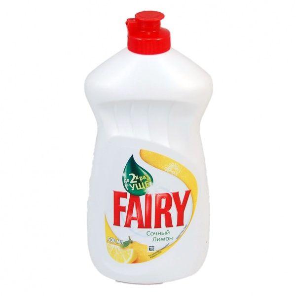 Жидкость д/посуды Фейри 450мл Сочный лимон