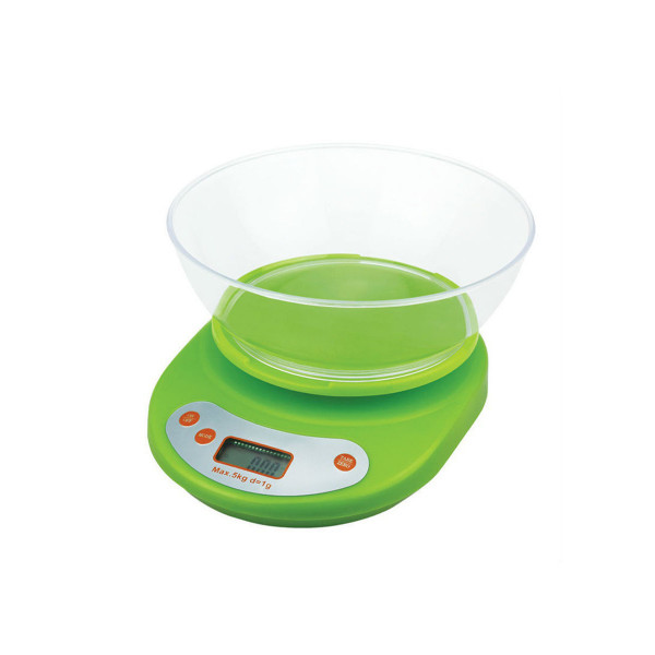 Весы кухонные 5кг с чашей L-027
