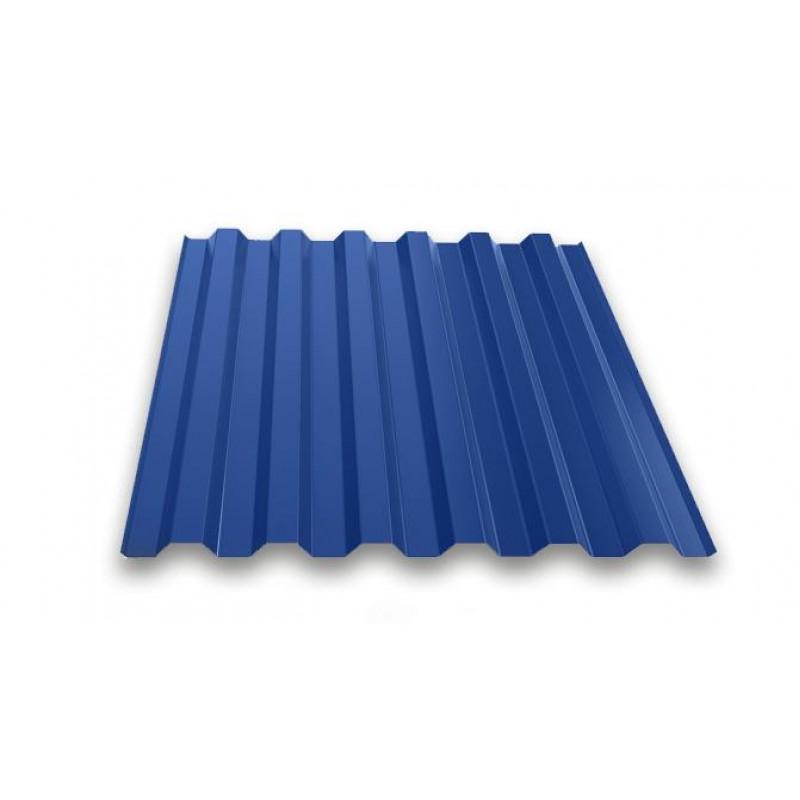 Профлист МП-20 (ОН) 6*1,15  6,9 м/2 Сигнально синий 5005