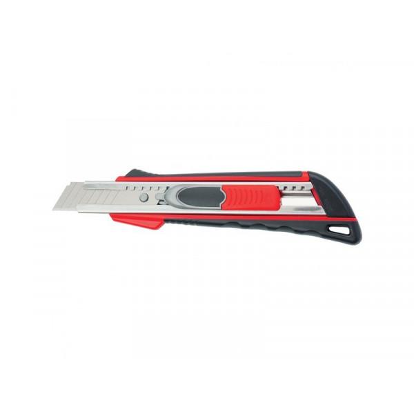Нож технический 18мм метал. направ. QUICK BLADE Matrix 78936