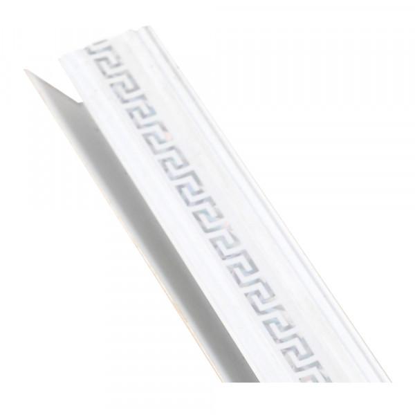 Плинтус потолочный  ПВХ LS-71-1 3м