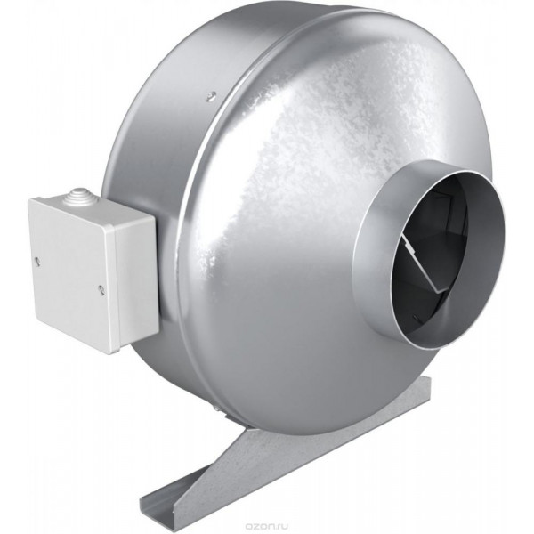 Вентилятор центробежный канальный MARS GDF 100 (D-100, V-246m3/h)