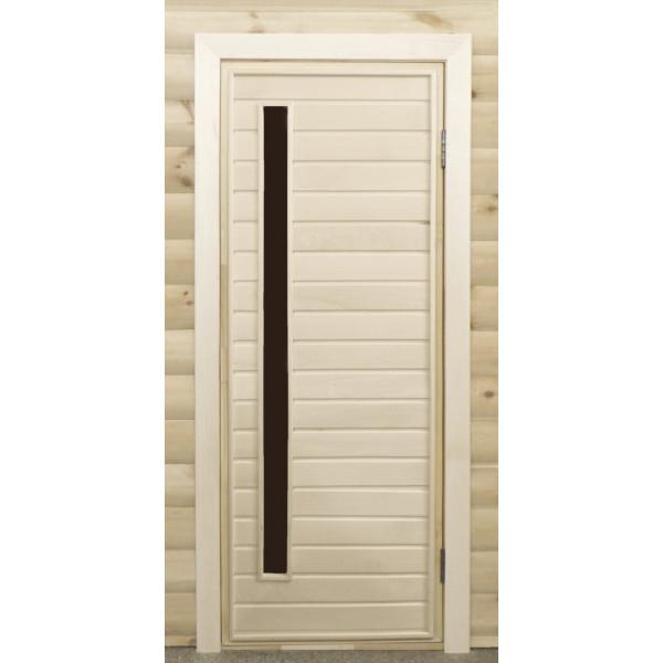 Дверь 1800*700 мм ДЛЯ БАНИ ПО 5 (тип5)