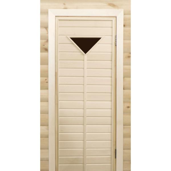 Дверь 1900*700 мм ДЛЯ БАНИ ПО 1 (тип1)