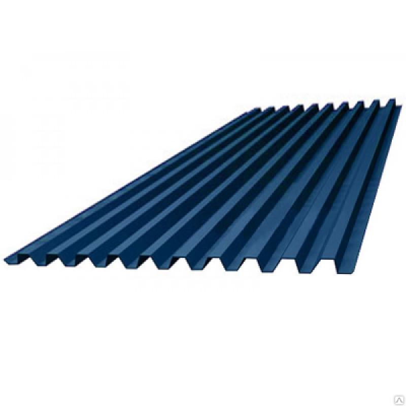 Профлист С-8 1,2*6 синий 5005