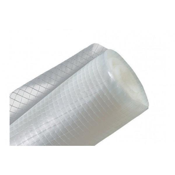 Пленка полиэтилен армир. 140мкм /23м/ ширина 2м