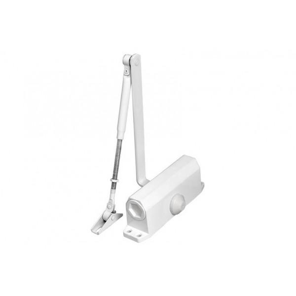 Доводчик дверной  SD-2040 WH 55-80кг белый