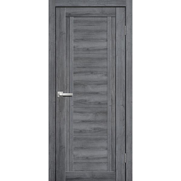 Полотно дверное L24  700 дуб стоунвуд  микрофлекс