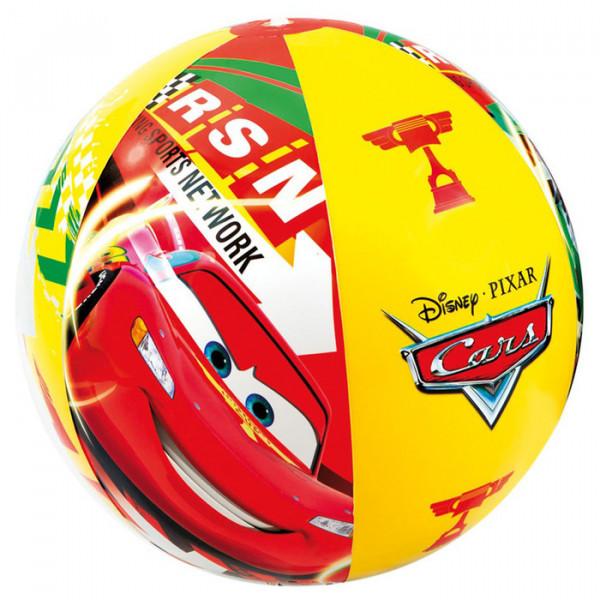 Мяч надувной 61см Тачки 58053NP