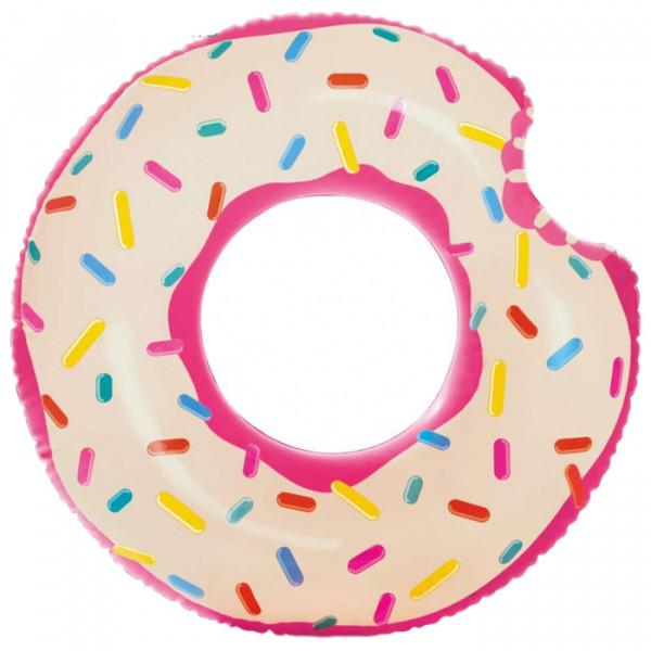 Круг для плавания 107*99см. Пончик