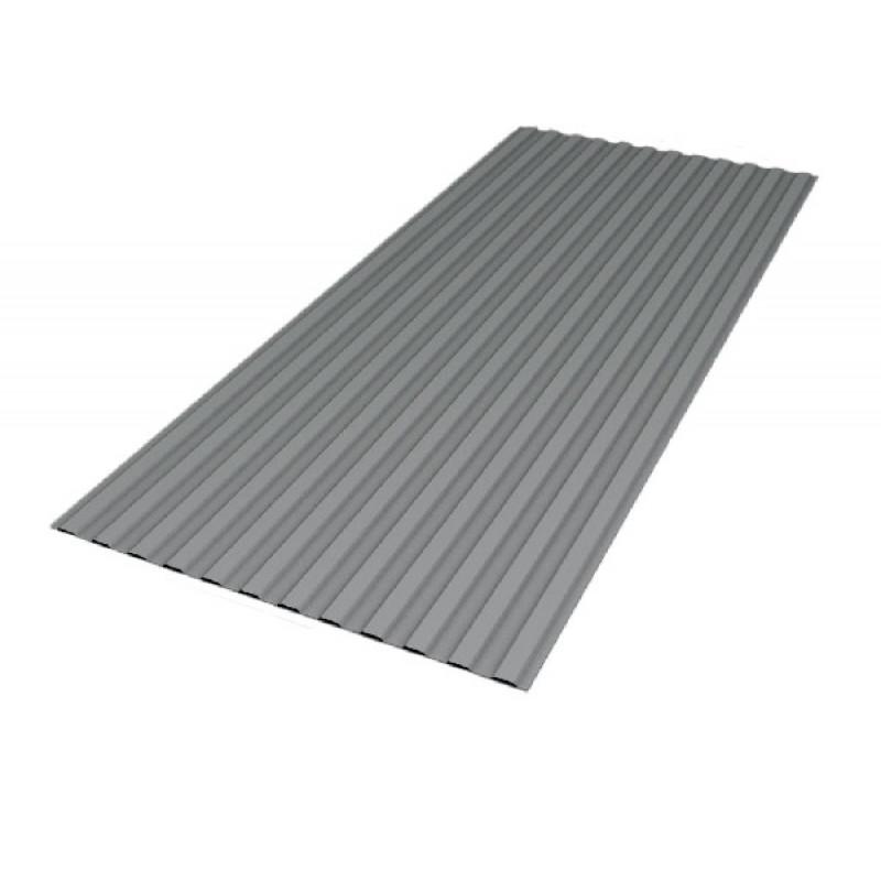 Профлист С-8 1,2*6 серый 7004 Эконом