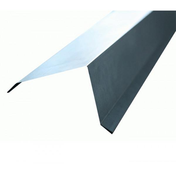 Ветровая планка (100*100мм) 2,5 м цинк