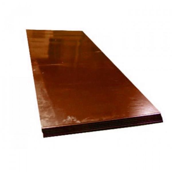 Плоский лист 1250*2000 RAL 8017 (Шоколад)