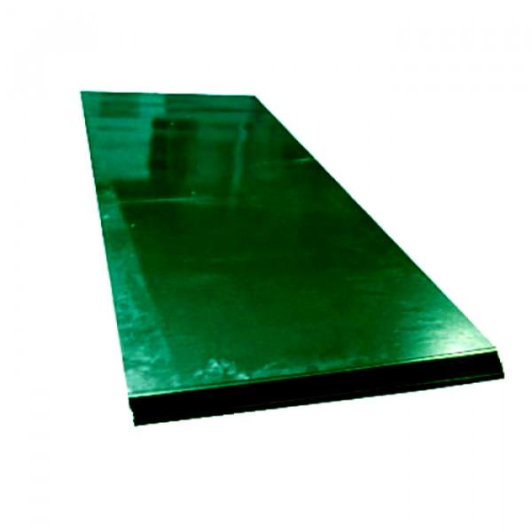 Плоский лист 1250*2000 RAL 6005 (Зеленый мох)