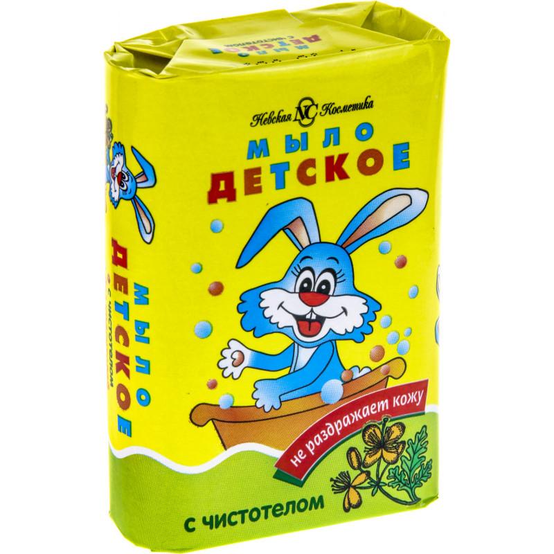Мыло ДЕТСКОЕ 90г. в ассор-те