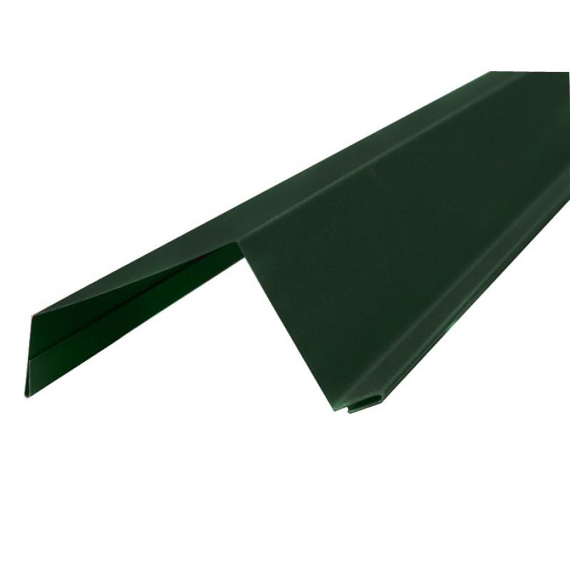 Ветровая планка 2 м 6005 (Зеленый мох)