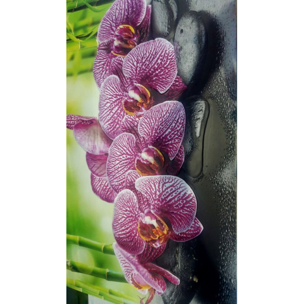 Мозаика  Орхидея Ванда 3D 602*1002 пластик