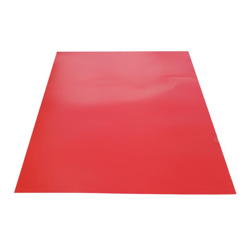 Плоский лист 1250*2000 RAL 3011 (Красный)